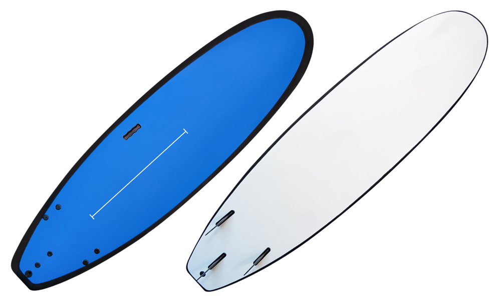 Wide   premium soft top surfboard   web1