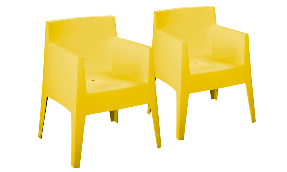 Yellow   replica phillippe starck toy armchair   web1 %281%29