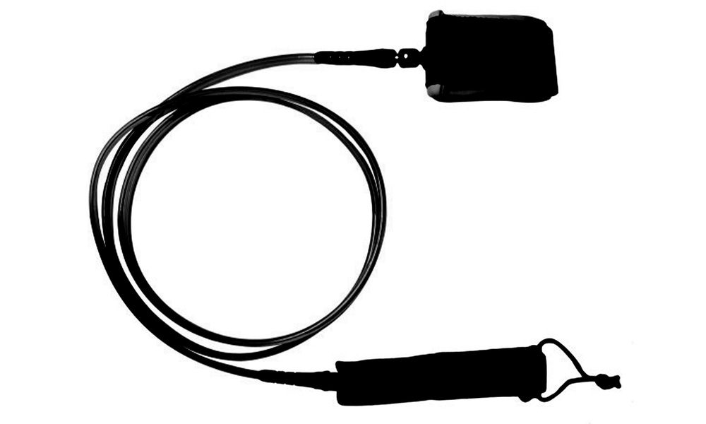 Black   surfboard   sup leash   web3