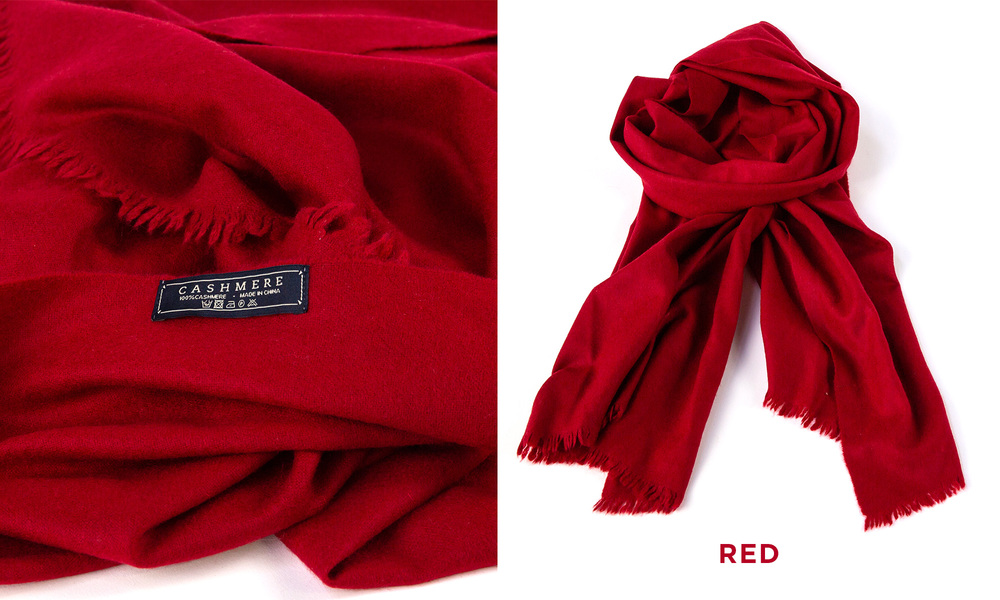 Red   cashmere scarf   web1