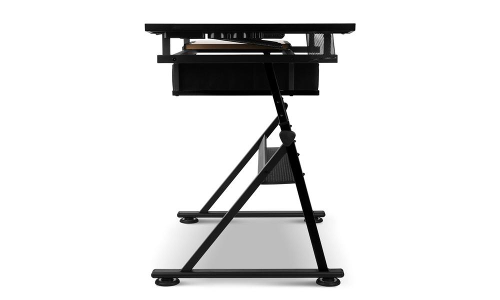 Artiss tilt drafting table stool set   web4