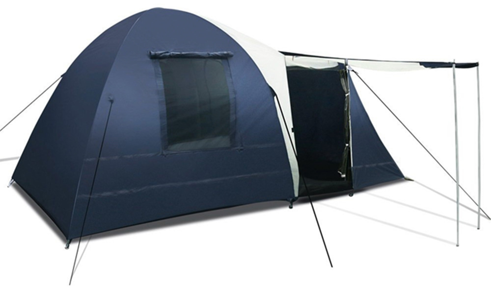 Weisshorn 4   6 person dome tent   web1