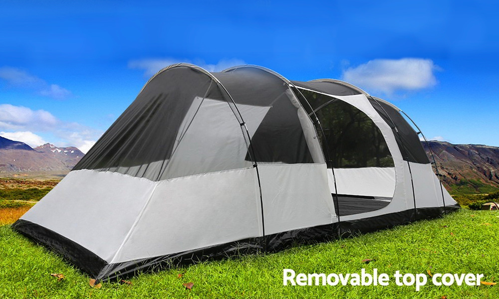Weisshorn 6   8 person dome tent   web4