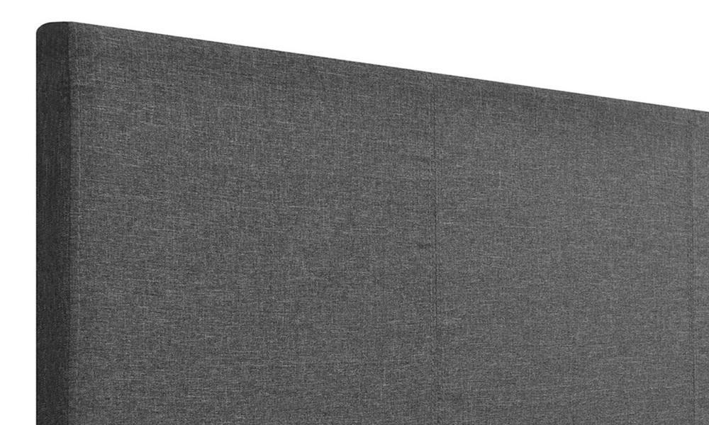 Artiss fabric gas lift bed frame   web6