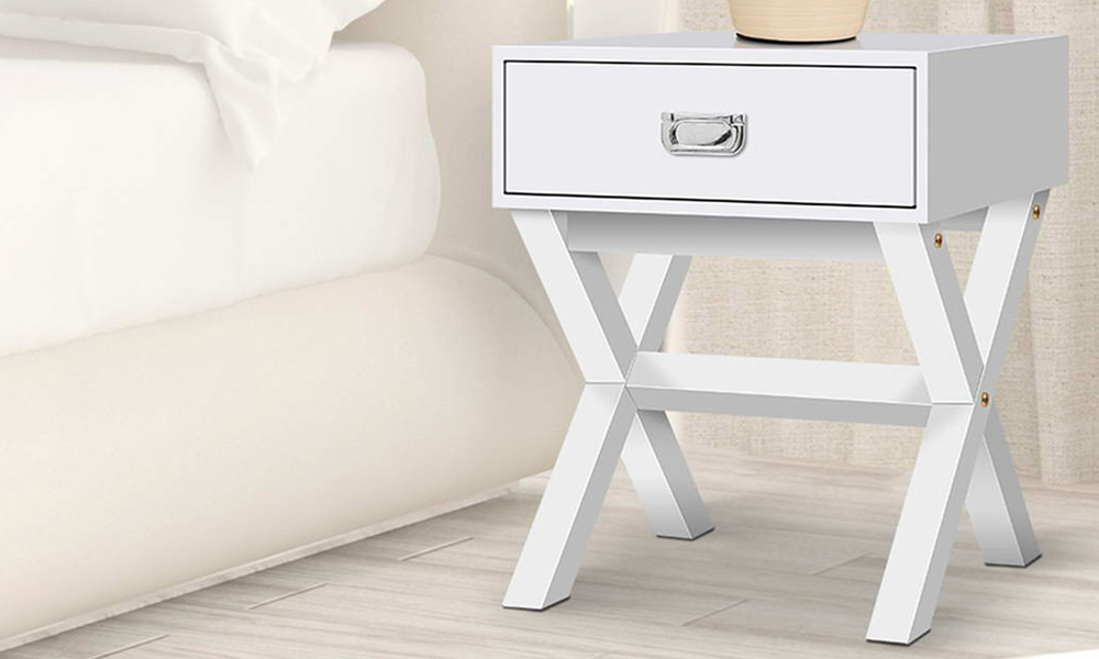 Artiss timber bedside table   web1
