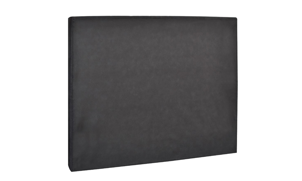 Charcoal   artiss upholstered fabric headboard   web5
