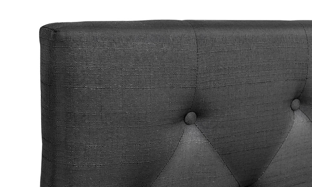 Charcoal   artiss upholstered fabric headboard   web6