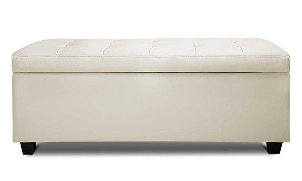 Cream   artiss pu leather storage ottoman   web4
