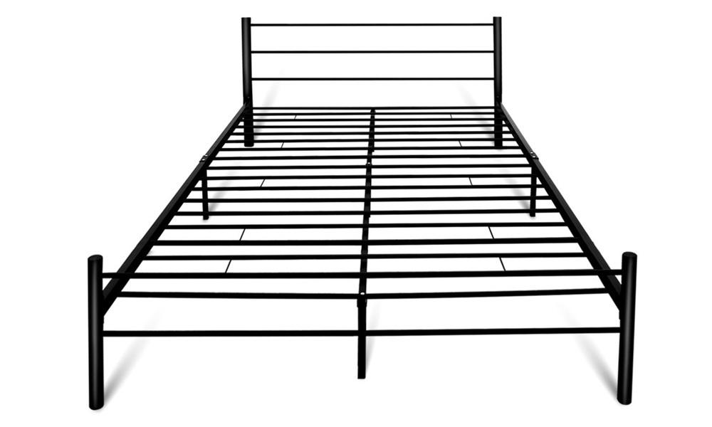 Artiss metal bed frame   web4