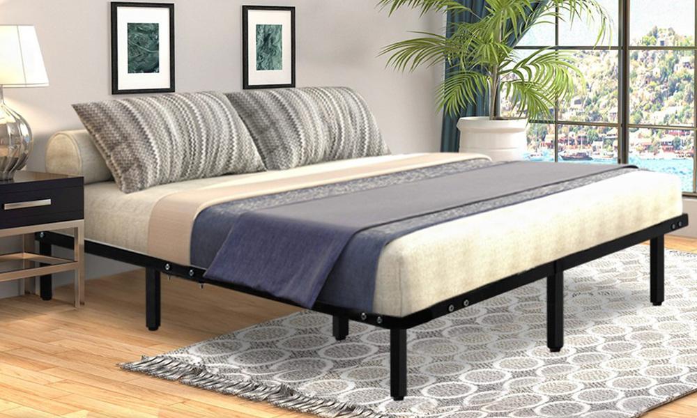 Artiss metal bed base   web1