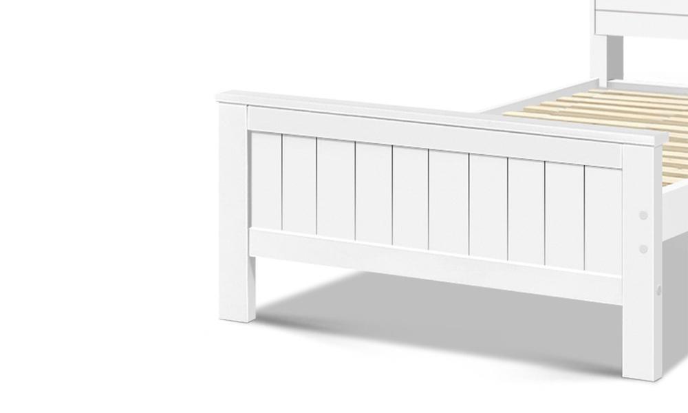 Artiss wooden timber bed frame   web7