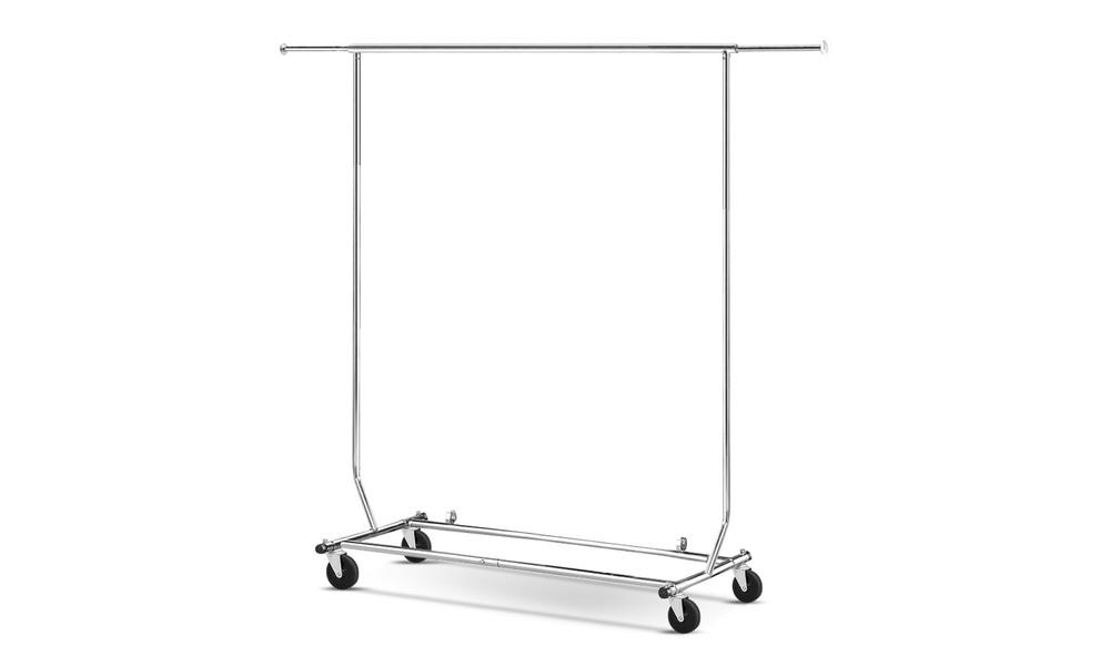 Portable garment rack   web1