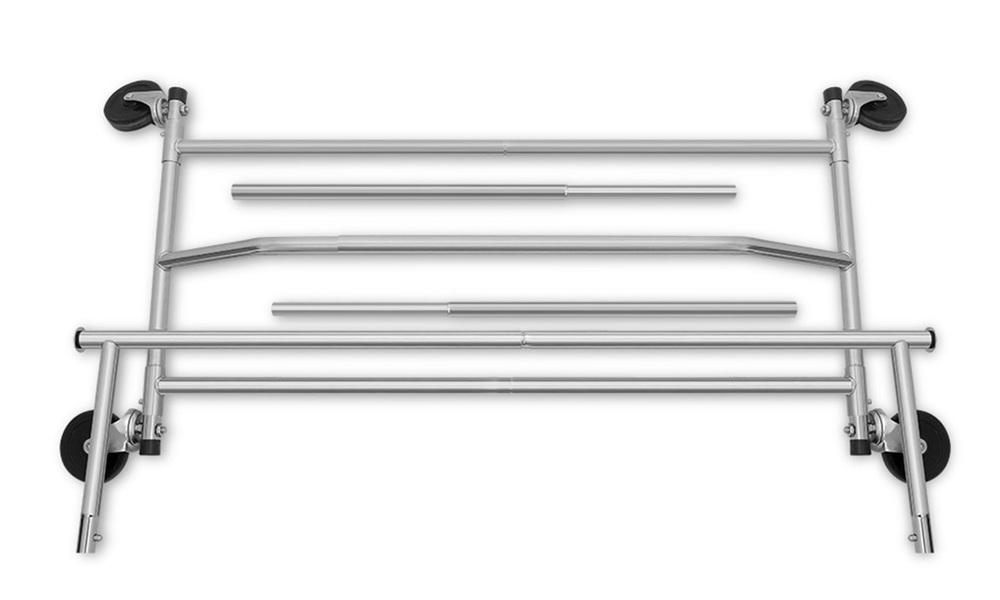 Portable garment rack   web3