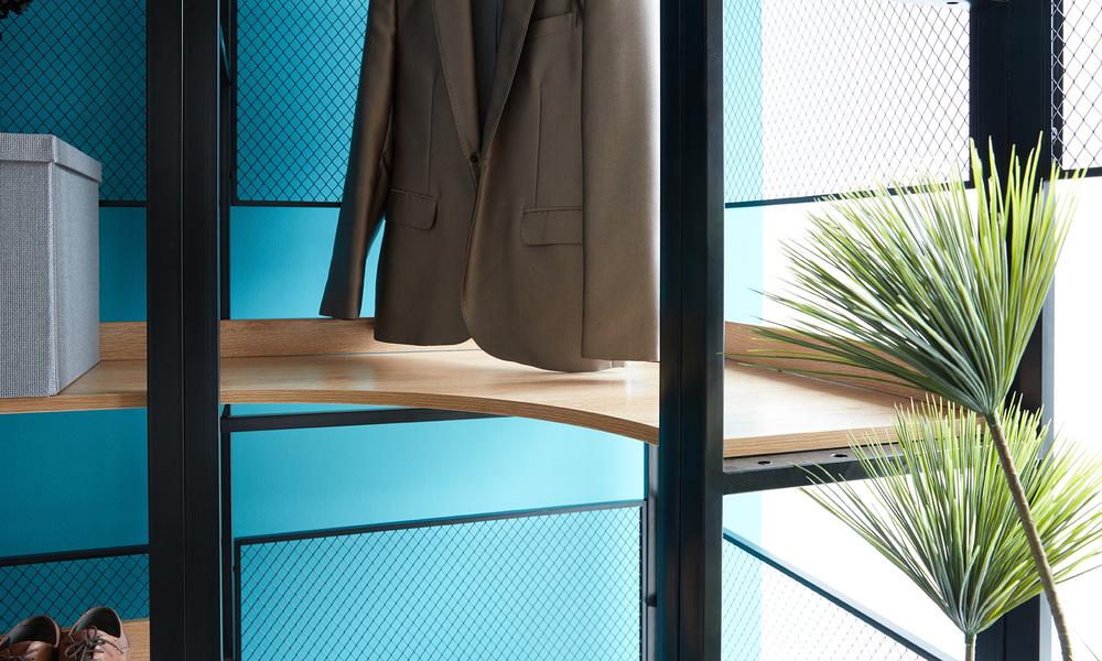 Paxton corner wardrobe rack   web2