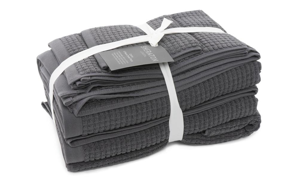 Iron   sheraton como 5 piece towel pack   web1
