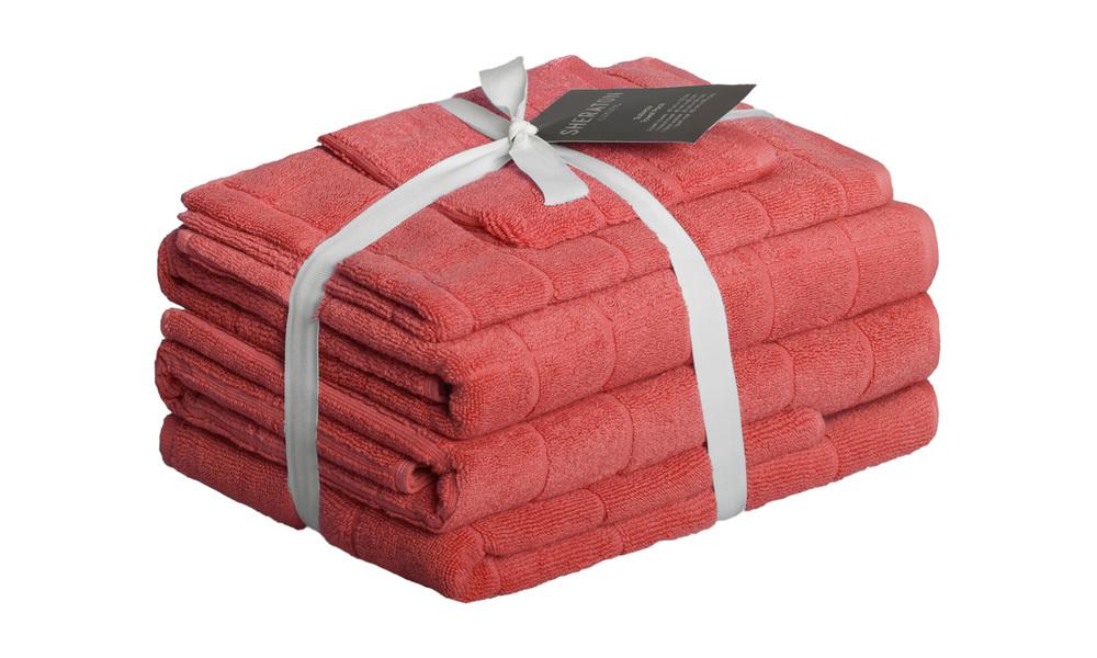 Coral   sheraton subway towel pack   web1