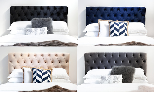 Kingston velvet tufted headboard   web0