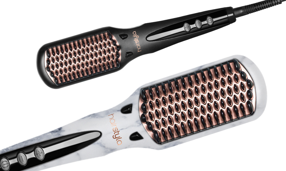 Hairstyla straightening brush   web1