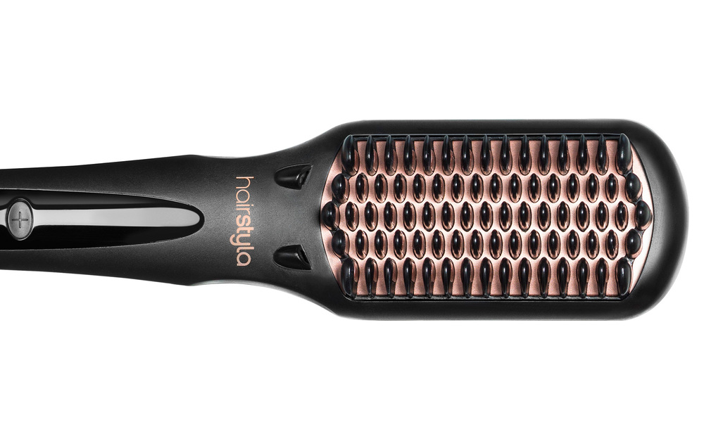 Hairstyla straightening brush   web2