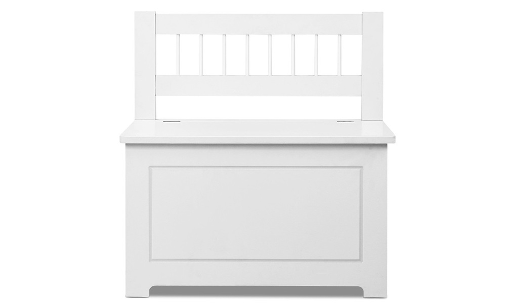 Artiss kids toy box bench seat   web3