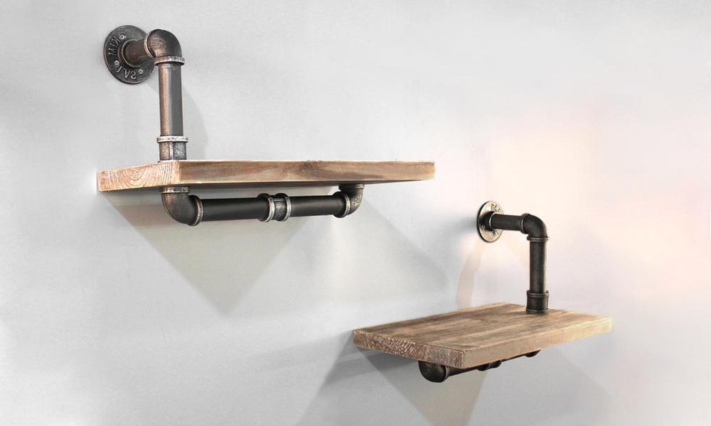 Artiss diy floating wall shelves   web1