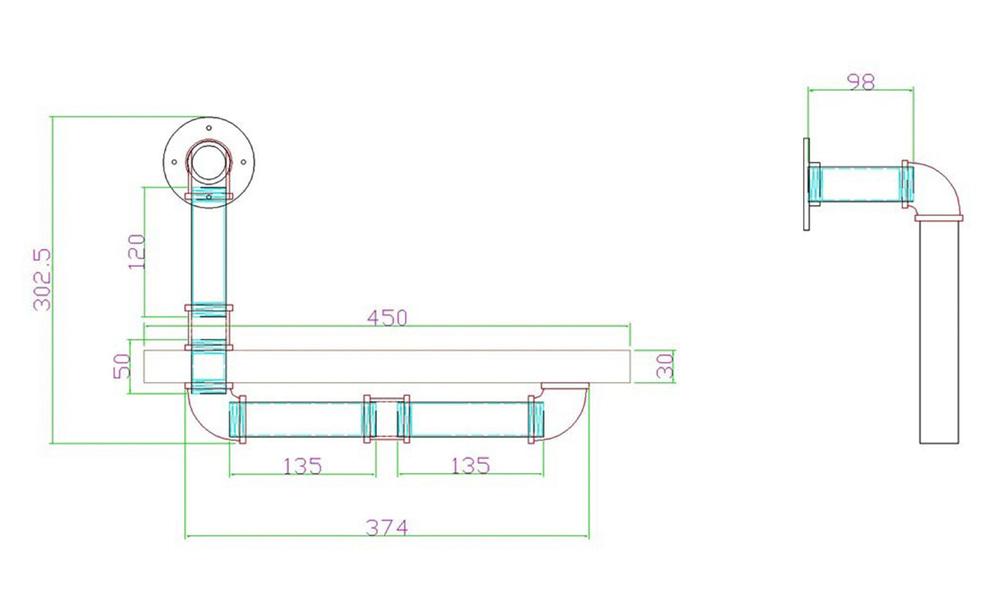 Artiss diy floating wall shelves   web3