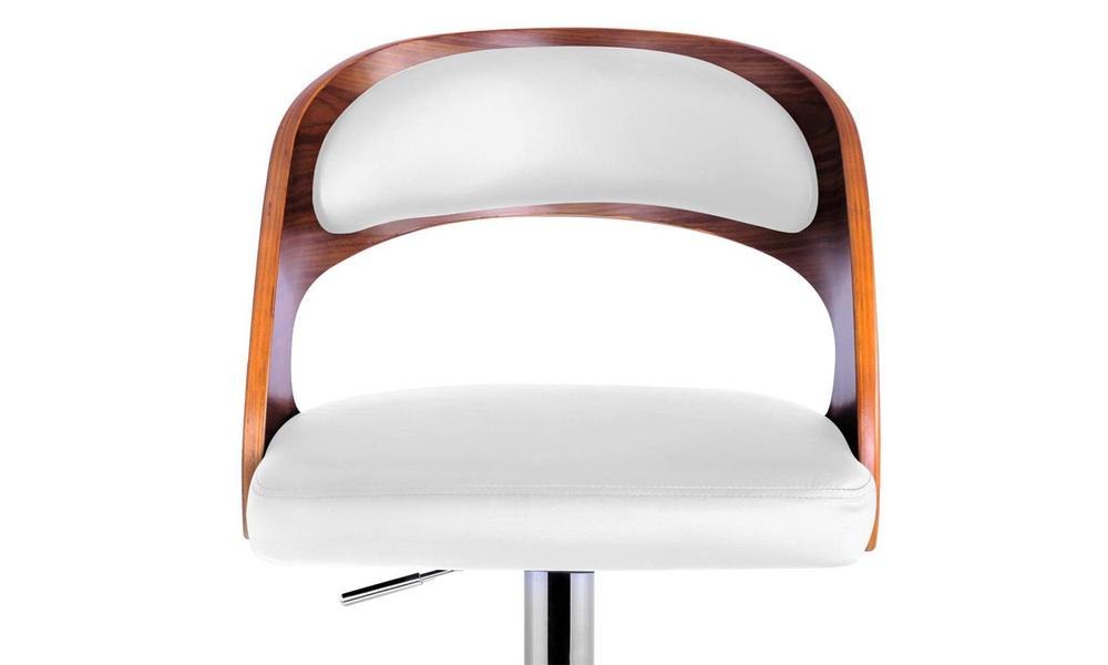 White   artiss wooden gas lift bar stool   web6