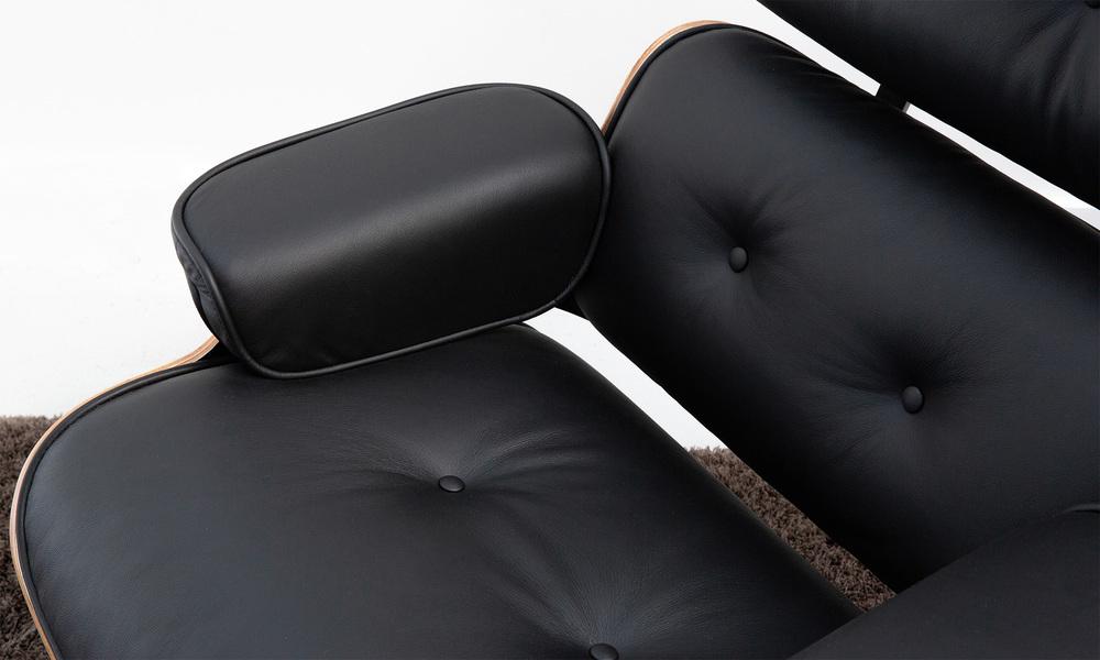 Walnut   replica eames lounge chair   ottoman   web5