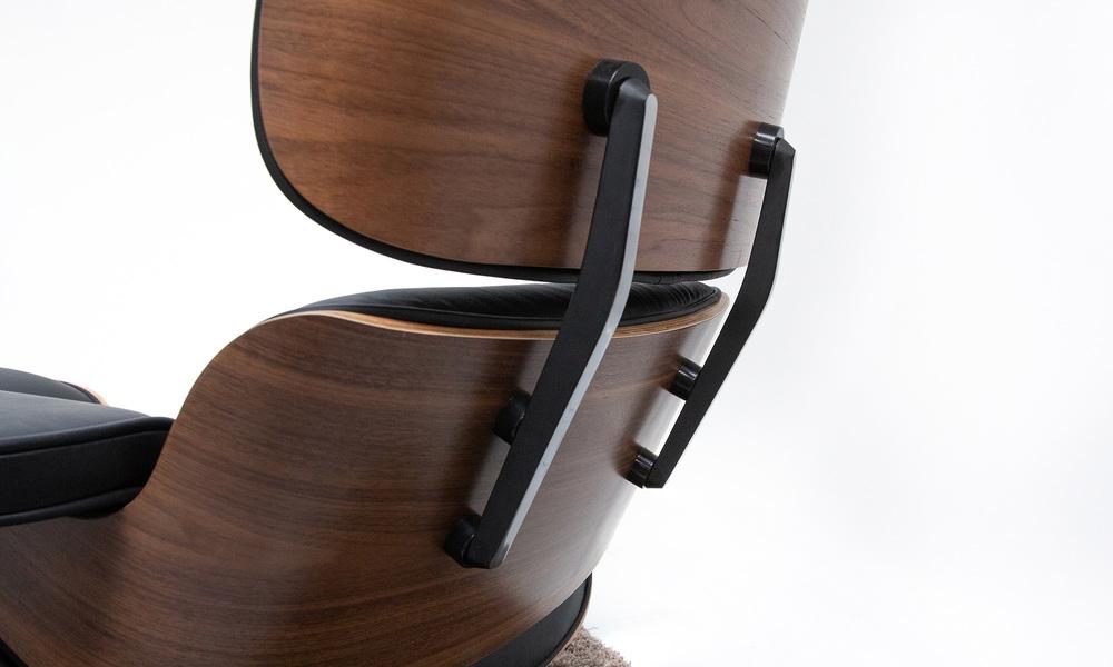 Walnut   replica eames lounge chair   ottoman   web6