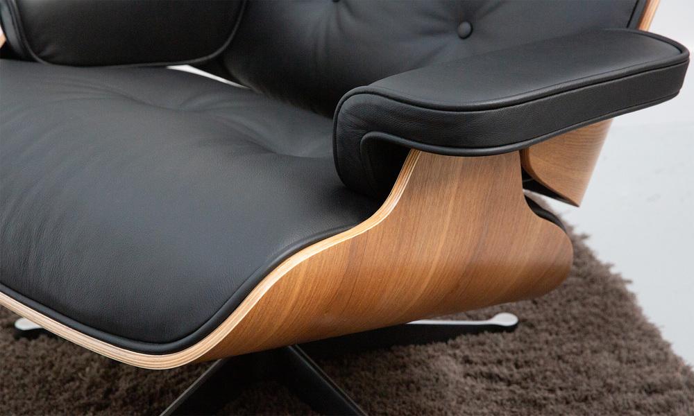 Blonde   replica eames lounge chair   ottoman   web3