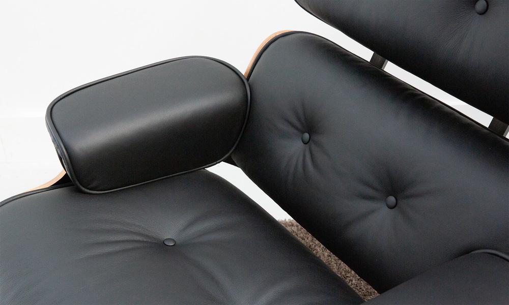 Blonde   replica eames lounge chair   ottoman   web5