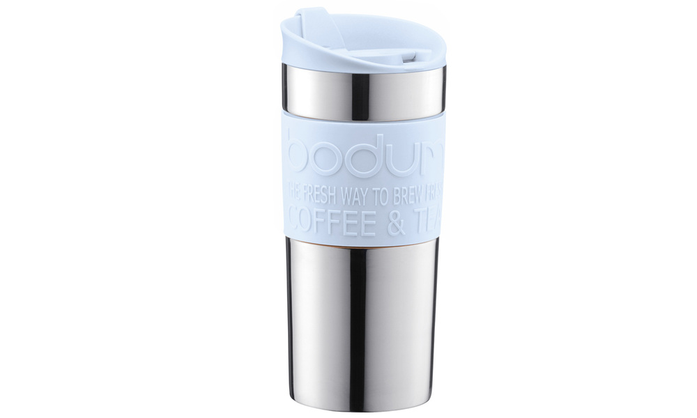 Blue   bodum double wall travel mug %28stainless steel%29   web1