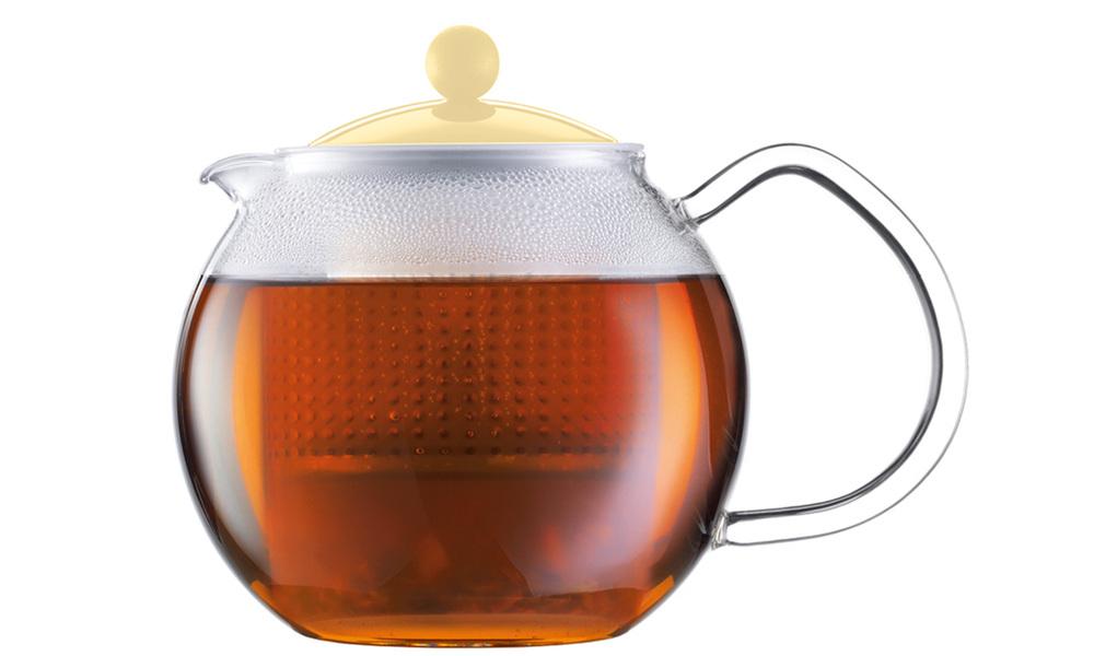 Yellow   bodum tea press 1.0l   web1