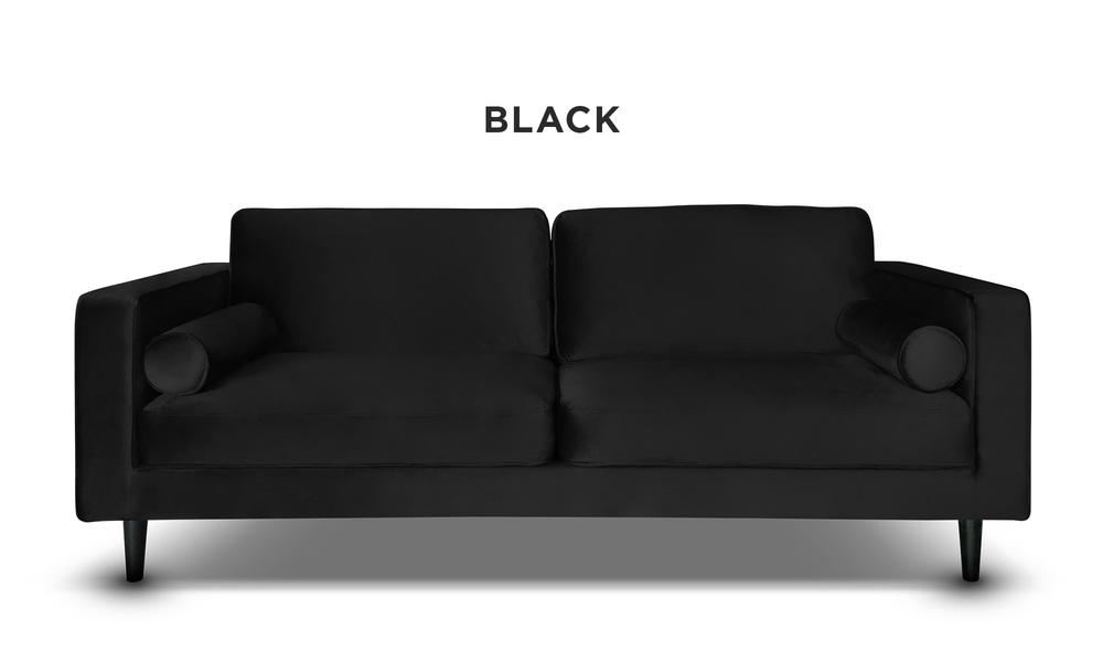 Black   hendrix velvet 3s sofa   web1