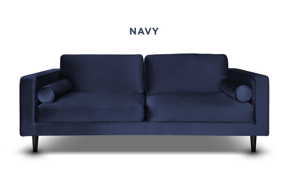 Navy   hendrix velvet 3s sofa   web1