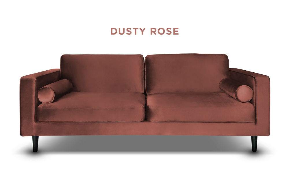 Dusty rose   hendrix velvet 3s sofa   web1