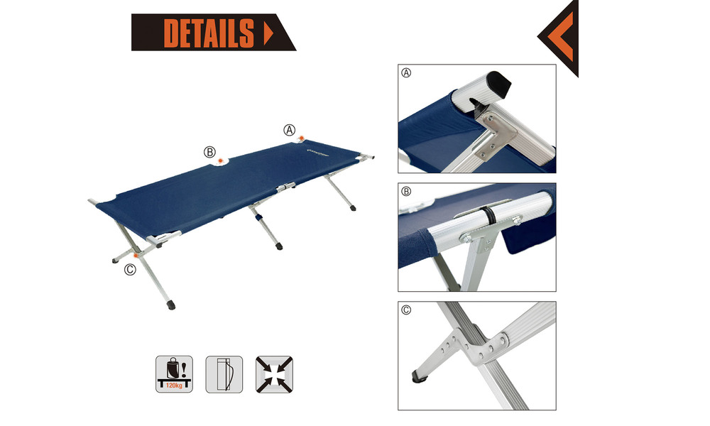 Deluxe camp bed   1389  web2