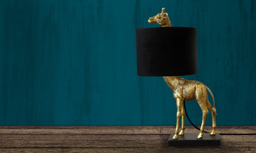 Giraffe lamp   greenbg   web1