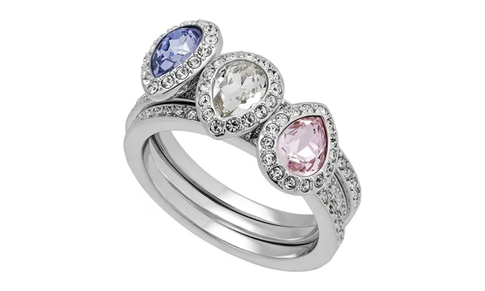 1665   swarovski  christie  ring set   web2