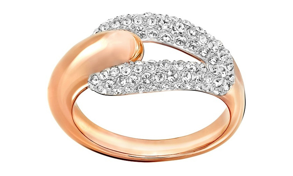 1661   swarovski   rose gold crystal pave ring   web1