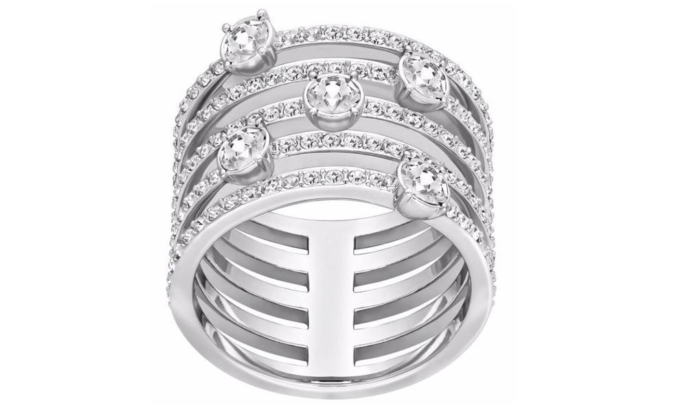 1668   swarovski stacked ring   web1