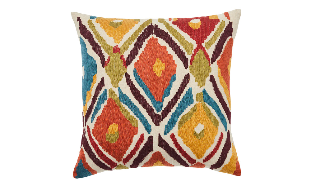 Anise embroidered cushion   web1