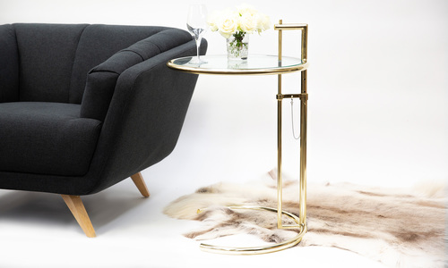 Gold   replica eileen grey side table   web1