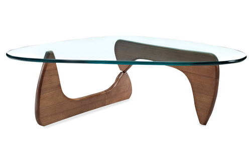 Replica noguchi coffee table web walnut %283%29