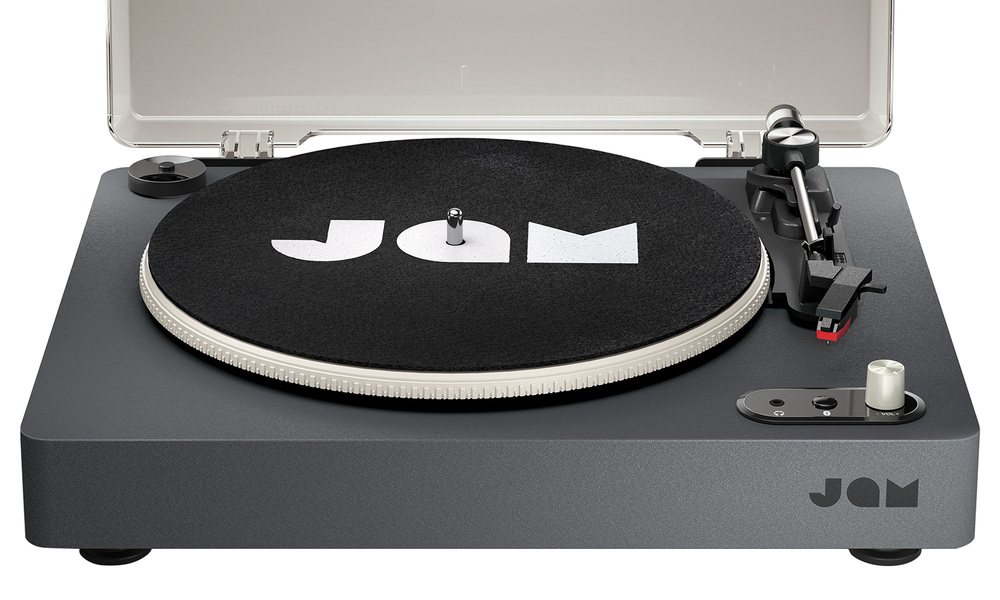 Jam spun out bluetooth turntable   web2