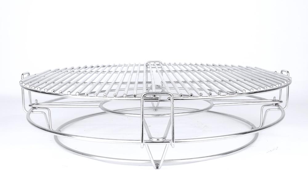 Kamado split level cooker   web4