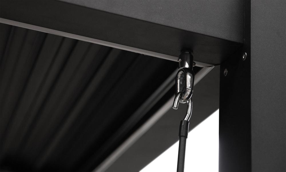 Aluminium pergola   web11