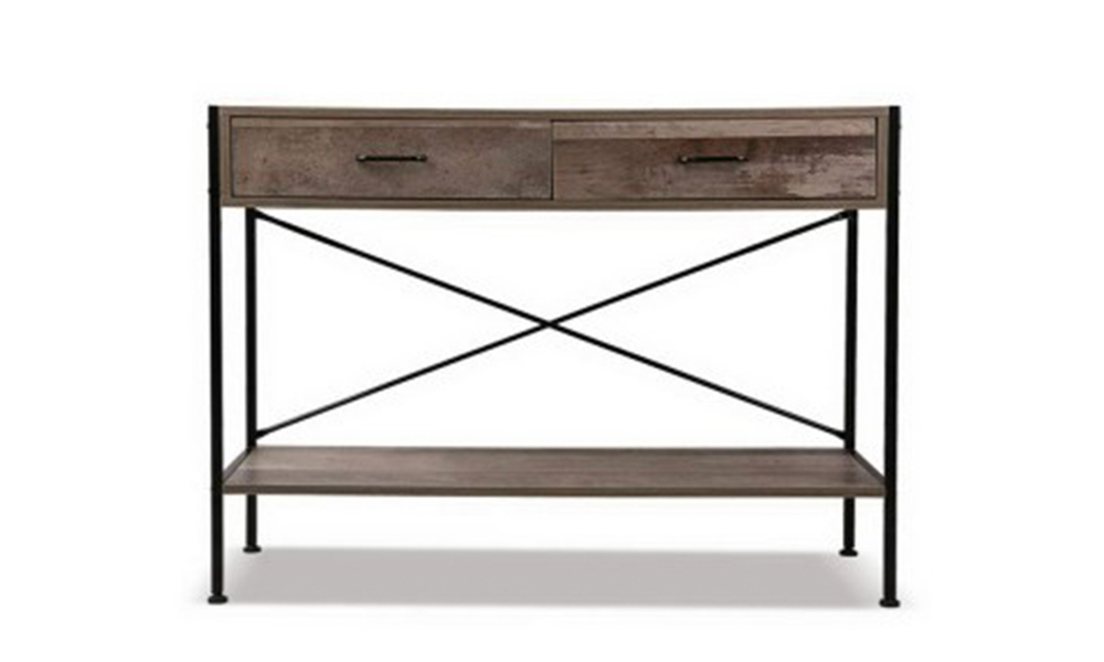 artiss wooden hallway console table   web1