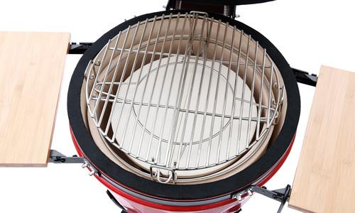 Kamado split level cooker   web3