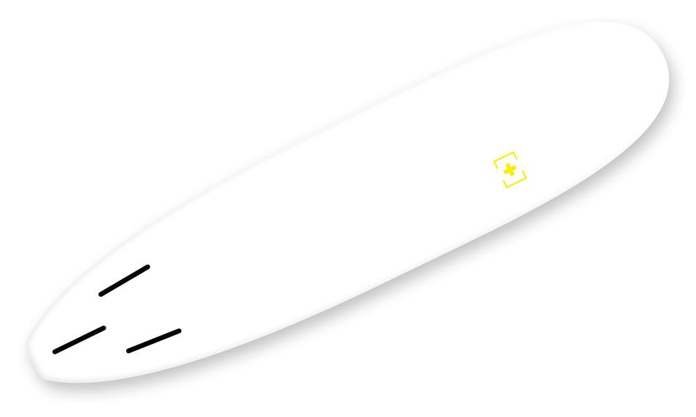 Yellow   soft surfboards plain web2